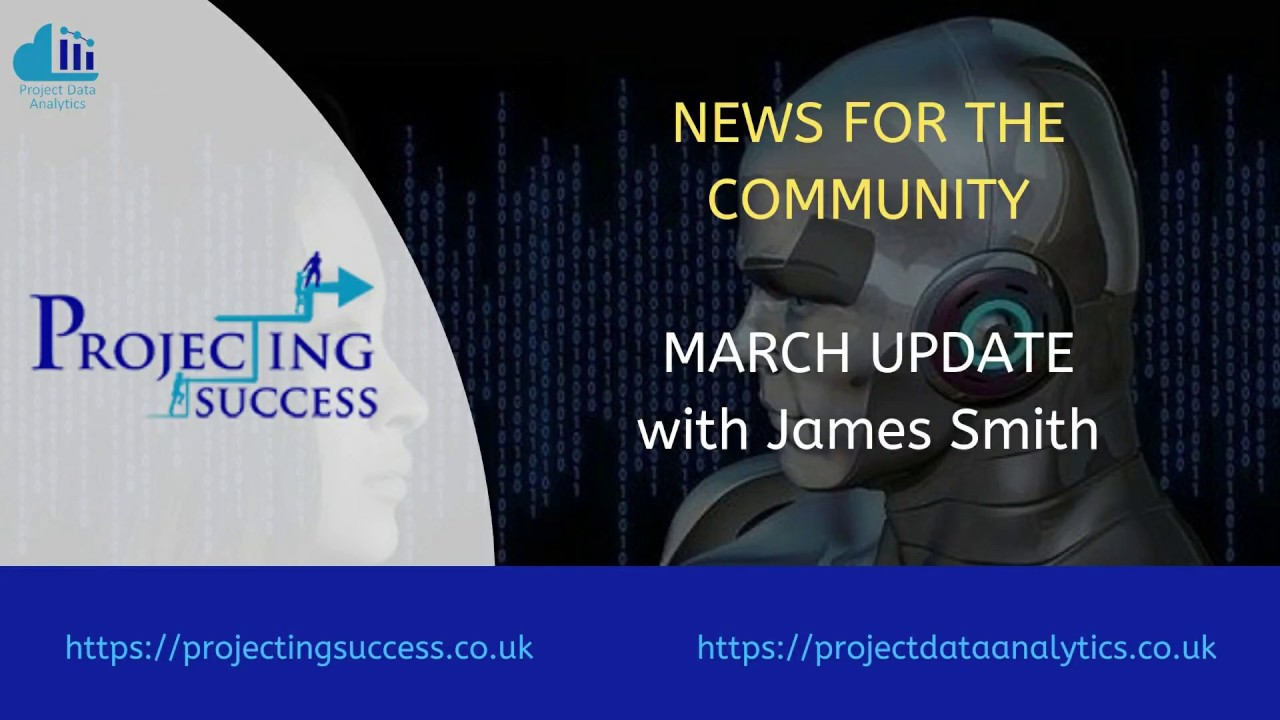 March-Update-Video