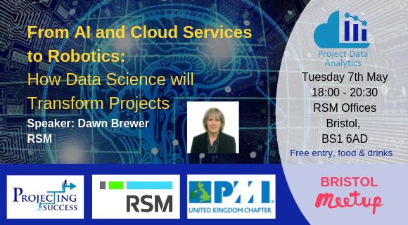 Bristol meet-up on AI and Cloud services to Robotics