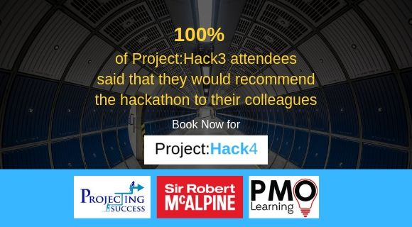 Project Hack 3.0 Recommendation to promote Project Hack 4