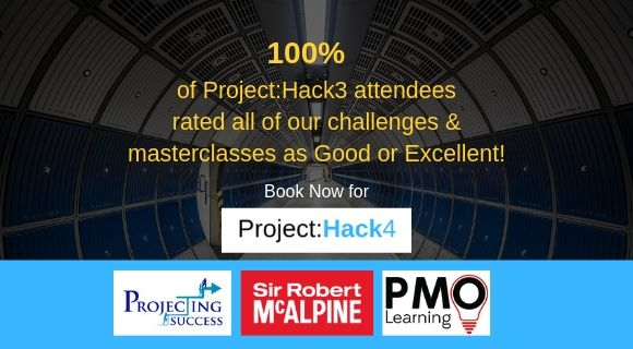 Project Hack 3.0 ratings to promote Project Hack 4