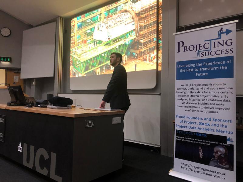 Greg Lawton at UCL