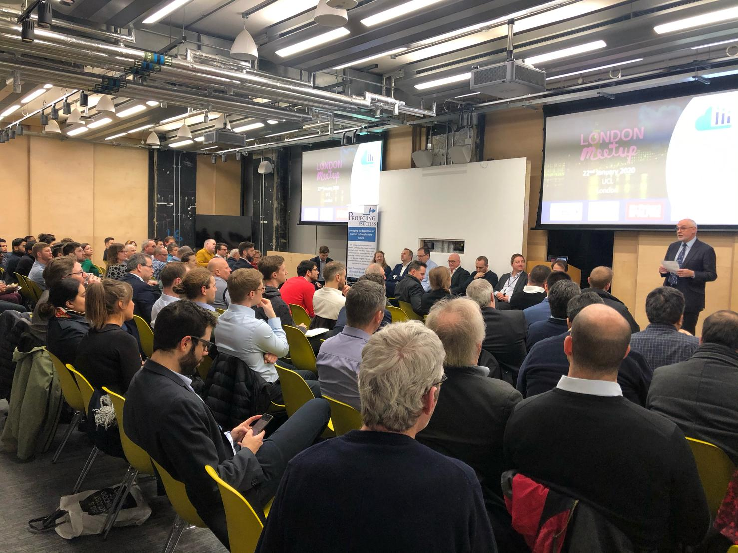 Panel session: Project Data Analytics, Hype or Reality. 23 Jan 2020